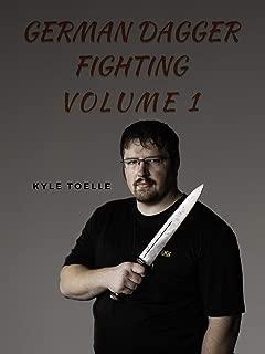 German Dagger Fighting Volume One