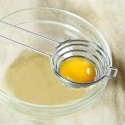 ERCZYO Un Acero Inoxidable de proteína de yema de Huevo de Caracol Divisor de Aislamiento Que Separa al Horno Herramienta Accesorios de Cocina del ...
