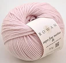 Rowan Super Fine Merino DK - Blush (166)
