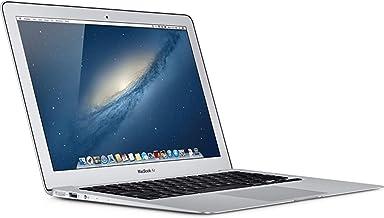 """Apple Macbook Air 13"""" - Intel Core i7 1,7 GHz – 8GB – SSD 250Gb - 2013 - Ricondizionato - US REMAPED Teclado Italiano (Ren..."""