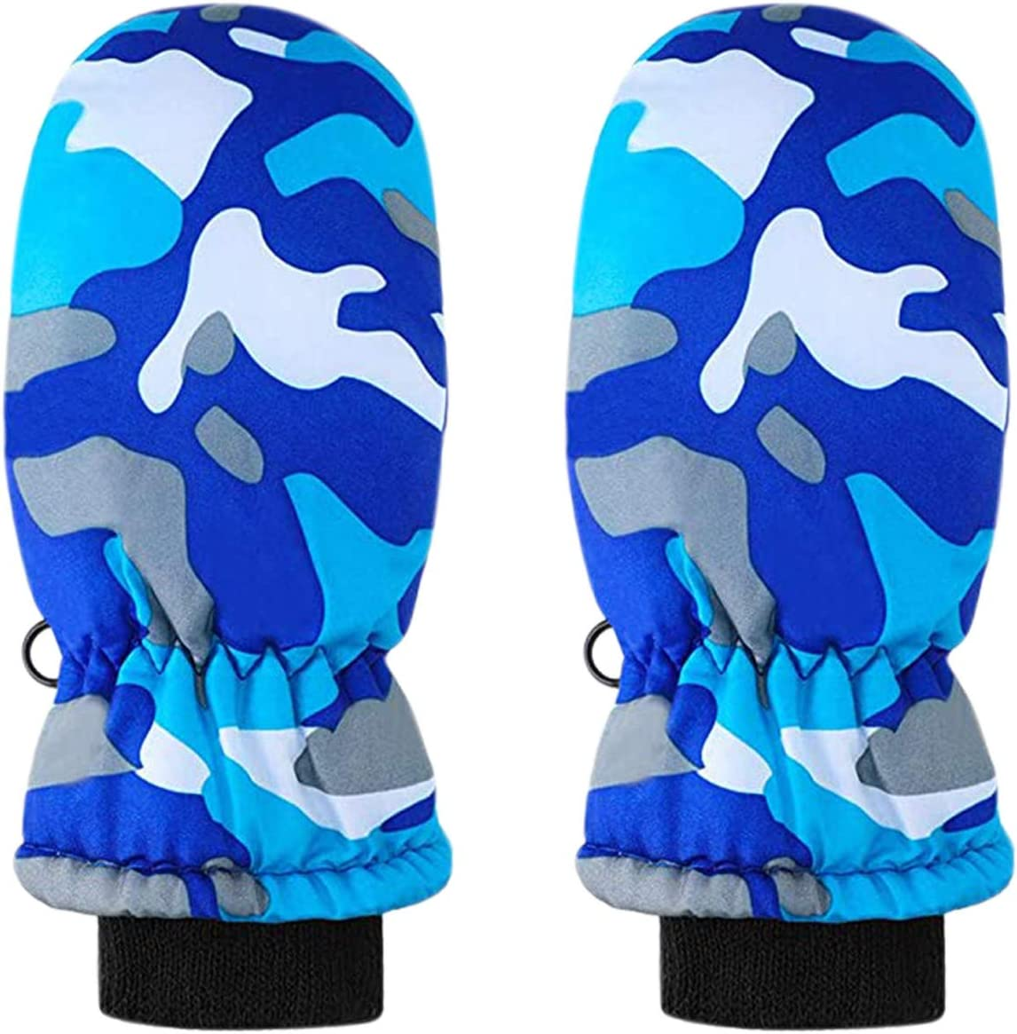 Over item handling ☆ 1 Pairs Kids famous Ski Gloves Windproof Mitten Winter Warm for Snow Ou
