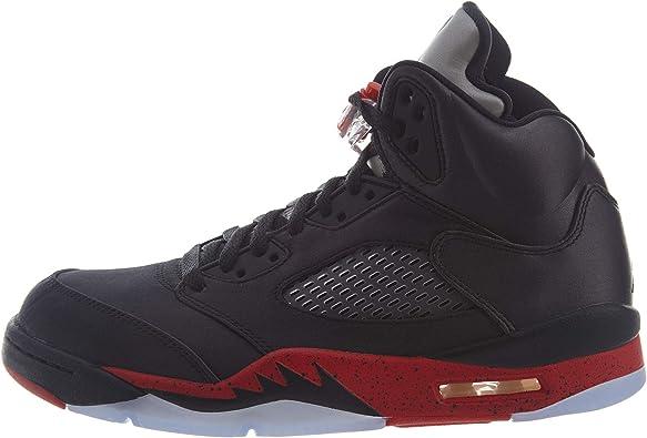 Nike Air Jordan 5 Retro, Chaussures de Sport Homme : Amazon.fr ...