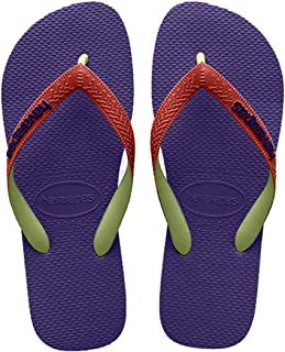 Havaianas Top Mix, Chanclas Unisex Adulto, Morado (Violet), 31/32 EU