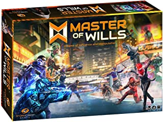 Master of Wills Complete Set (1st Edition)