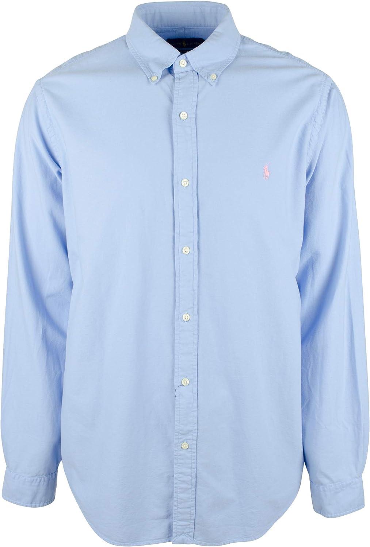 Polo Ralph Lauren mens Long Sleeve Oxford Shirt