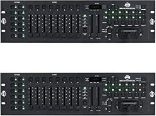 American DJ DMX and MIDI Operator 384 Channel Light Controller (2 Pack)