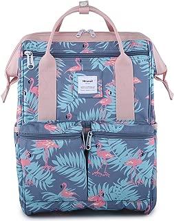 Himawari Backpack/Waterproof School Backpack 17.7