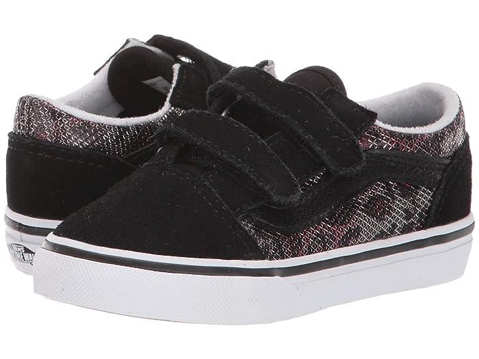 Vans Old Skool V Skate Shoe Toddler Boys' | Toddler boy shoes