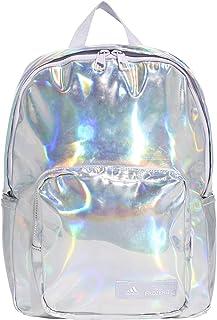 حقيبة ظهر فروزن للاطفال من اديداس، اللون: الأبيض. المقاس: مقاس واحد.
