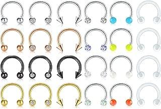 labret tragus earring