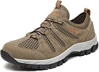 N\C Ademende wandelschoenen Outdoor mannen wandelen antislip mannen sportschoenen camping reis sport coach