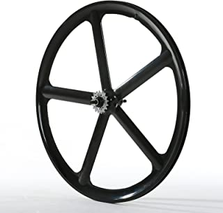 fixie 5 spoke wheels