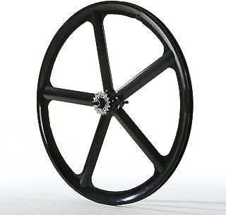 Best fixie 5 spoke wheels Reviews
