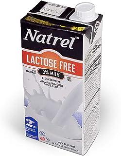 Natrel | 2% Lactose Free Milk | 32 Ounce | Pack of 12 | Shelf Stable Milk | Gluten-Free | Kosher | Non-GMO | No Refrigerat...