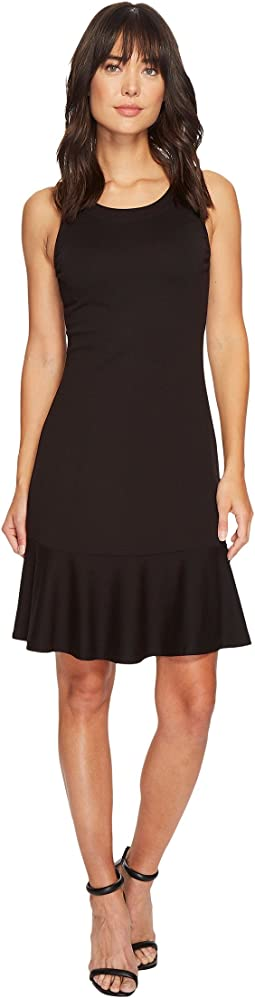 Tommy Bahama - Drapey Ponte Sleeveless Short Dress