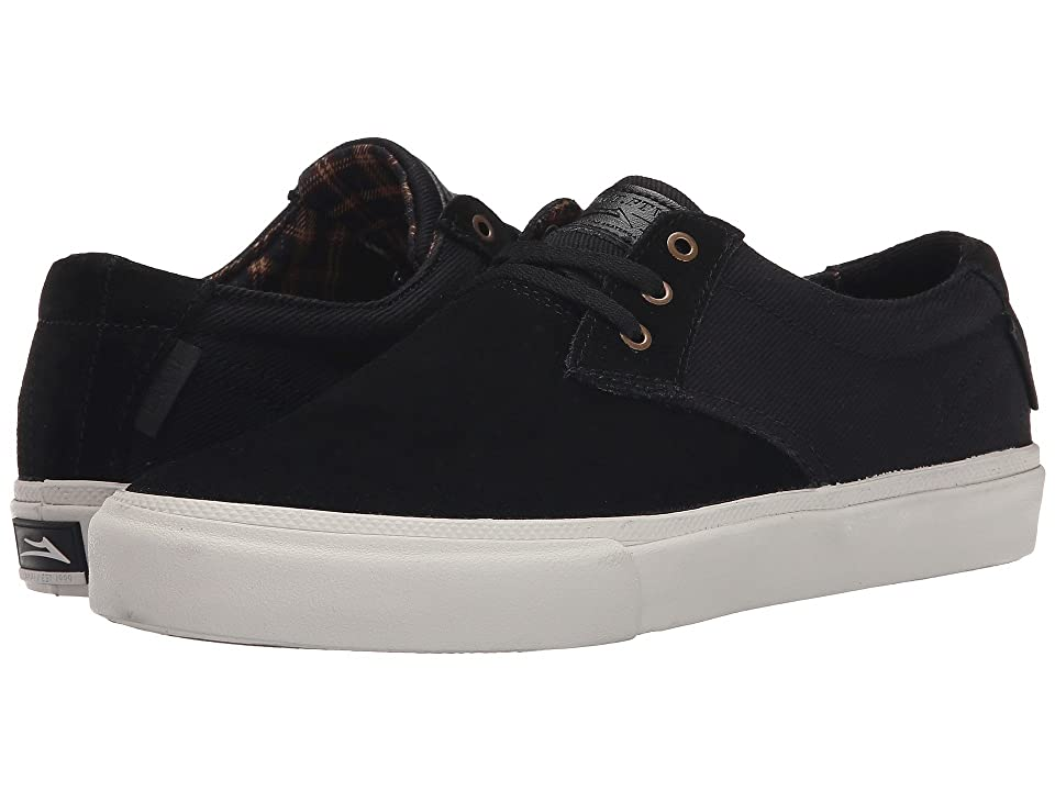 Lakai MJ (Black Suede) Men