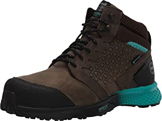 Timberland PRO Women's Reaxion Mid Composite Safety Toe Waterproof
