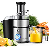 Koios 1200 Watts Stainless-Steel Fliter Juice Extractor with Brush (JE-70)