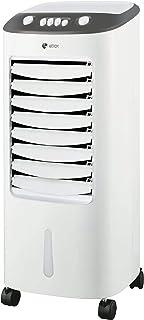 ARTROM EA-181 Climatizador evaporativo, 7 litros, Plástico, 3 Velocidades, Blanco/gris