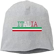 Jia Li Italia Italy Italian Flag Fashion Knitted Hat Warm Soft Beanie Cap