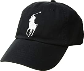 d81b661c Polo Ralph Lauren Chino Baseball Cap at Zappos.com