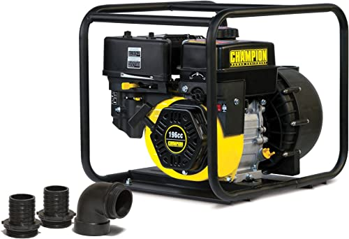 2021 Champion 2-Inch 2021 Gas-Powered Chemical and Clear Water popular Transfer Pump outlet sale