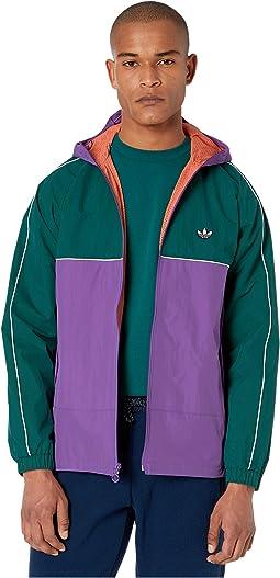 Active Purple/Collegiate Green