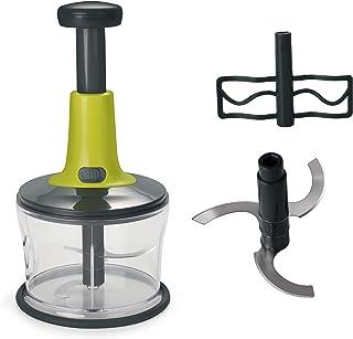 Royalford RF9784 Push Hand Salad Maker 1200ML Healthy Eating Salad Spinner & Dresser for Lettuce Herbs Vegetables & Fruits...