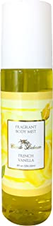 Camille Beckman Fragrant Body Mist, Alcohol Free, French Vanilla, 8 Ounce