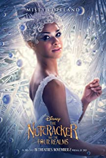 newhorizon The Nutcracker and The Four Realms Movie Poster 17'' x 25'' NOT A DVD