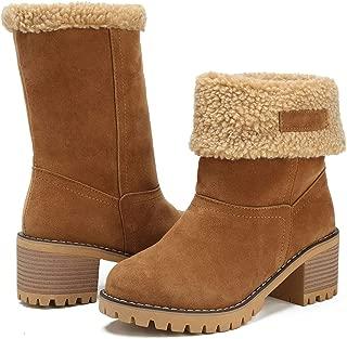 Best faux fur suede boots Reviews