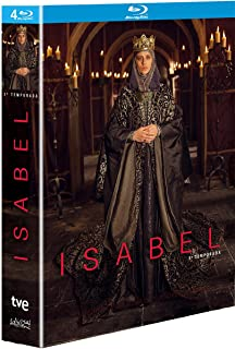 Isabel (3ª Temporada) [Blu-ray]