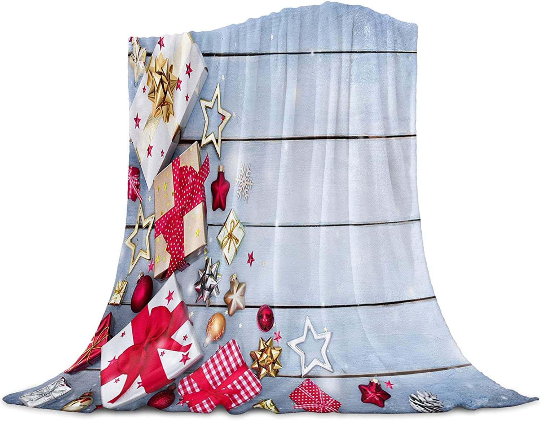Homeinn Genuine trend rank Flannel Fleece Blanket Soft Sofa Couch Plush Bed