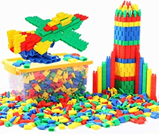 Toys Gifts for 3-8 Year Old Boys Girls, Building Blocks for Kids Best Birthday Christmas Toys Gifts for 3 4 5 6 7 8 Year O...