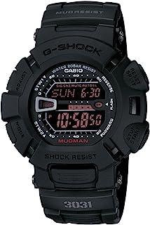 Casio Men's G-Force Military Concept Black Digital Watch G9000MS-1CR