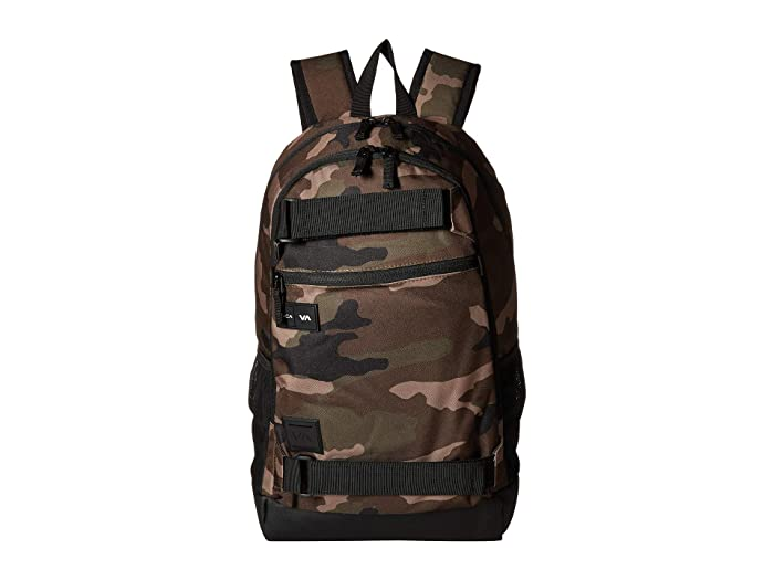 RVCA Curb Backpack (Camo) Backpack Bags