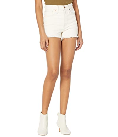 Madewell The Perfect Jean Shorts in Cloud Lining (Cloud Lining) Women