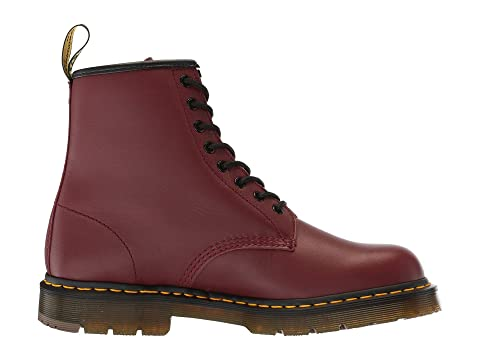 Red Dr 1460 SR Tie Work Martens BlackCherry Boot 8 x8RwS8AWrq