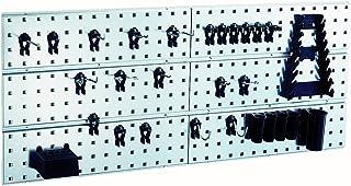 Raaco Clips de paneles de pared con 28herramientas, 109642