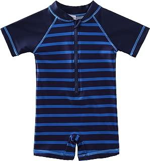 Baby Boy Girl Rash Guard Swimwear Shirt Upf 30+ Baby Swimsuit