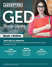 GED Study Guide 2020-2021 All Subjects: Test Prep Book with Practice Questions for the General Educational Development Exam PDF