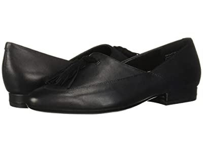 Aerosoles Outfield (Black Leather) Women