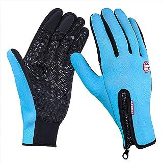Winter Gloves, Warm Touchscreen Gloves Men Women For Running Cycling Driving Outdoor