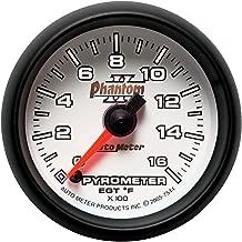 Best autometer phantom 2 egt Reviews