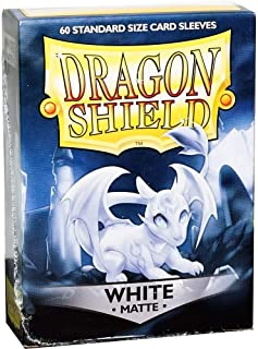 Arcane Tinmen ApS ART11205 Dragon Shield Matte Weiß Card Game