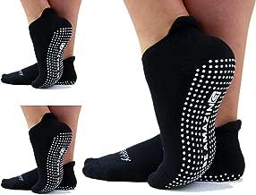 Yoga Socks for Women Barre Sox Non-Slip No-Skid Grip Pilates Pregnant Maternity