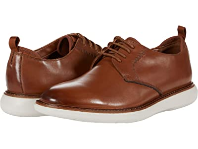 Clarks Brantin Low (Dark Tan Leather) Men