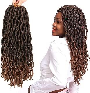 AliLeader 100% Premium Fiber Hair Nu Locs 18