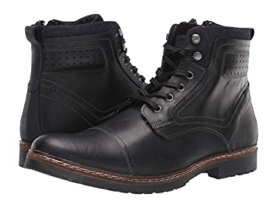 Steve Madden Wiellz (Black) Men