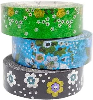 Seal Hall Shinzi Katoh masking tape 3 volume set R